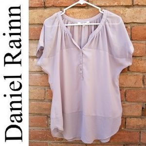 Daniel Rainn| Light Blouse Top